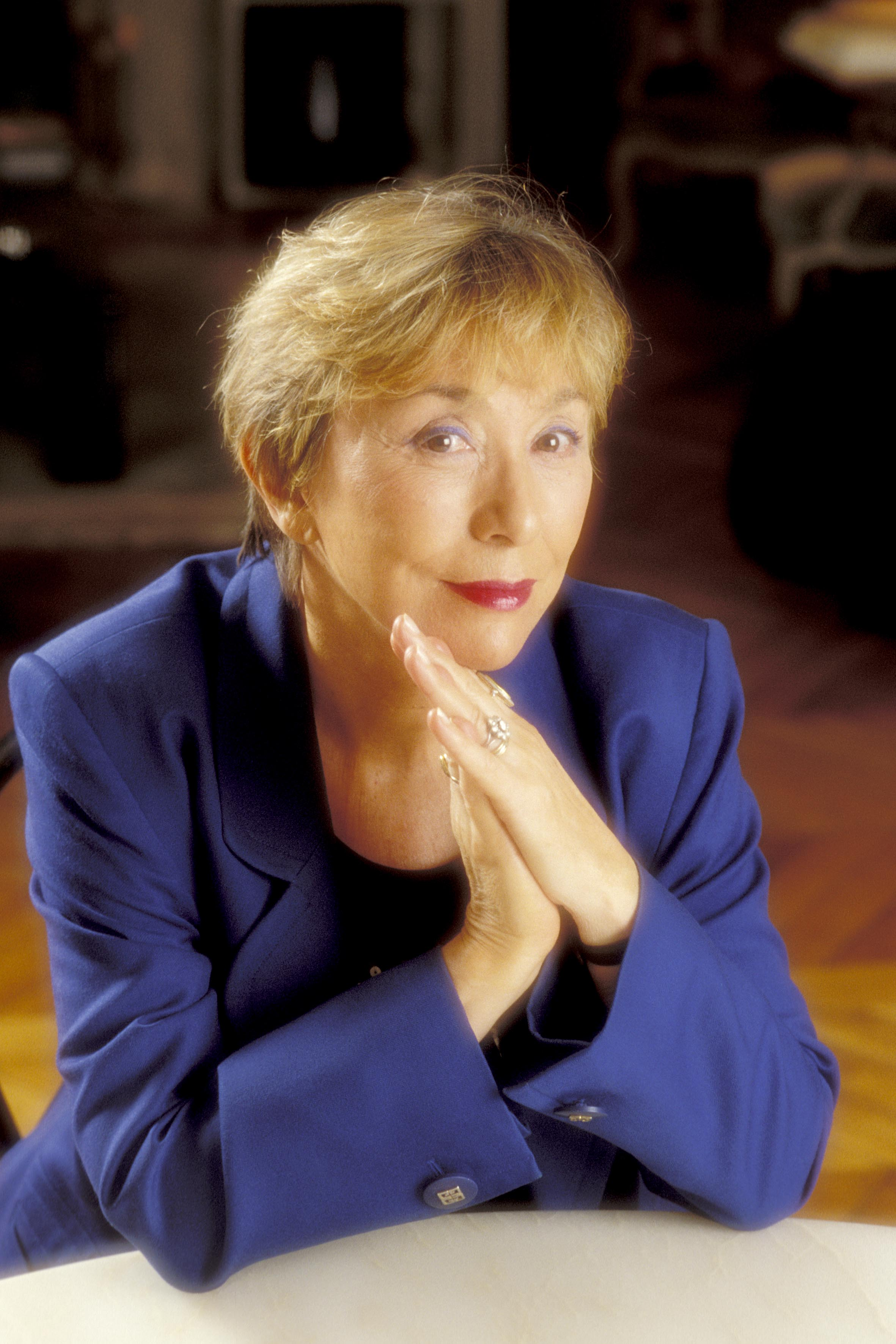 Kristeva photo J.Foley/Opale