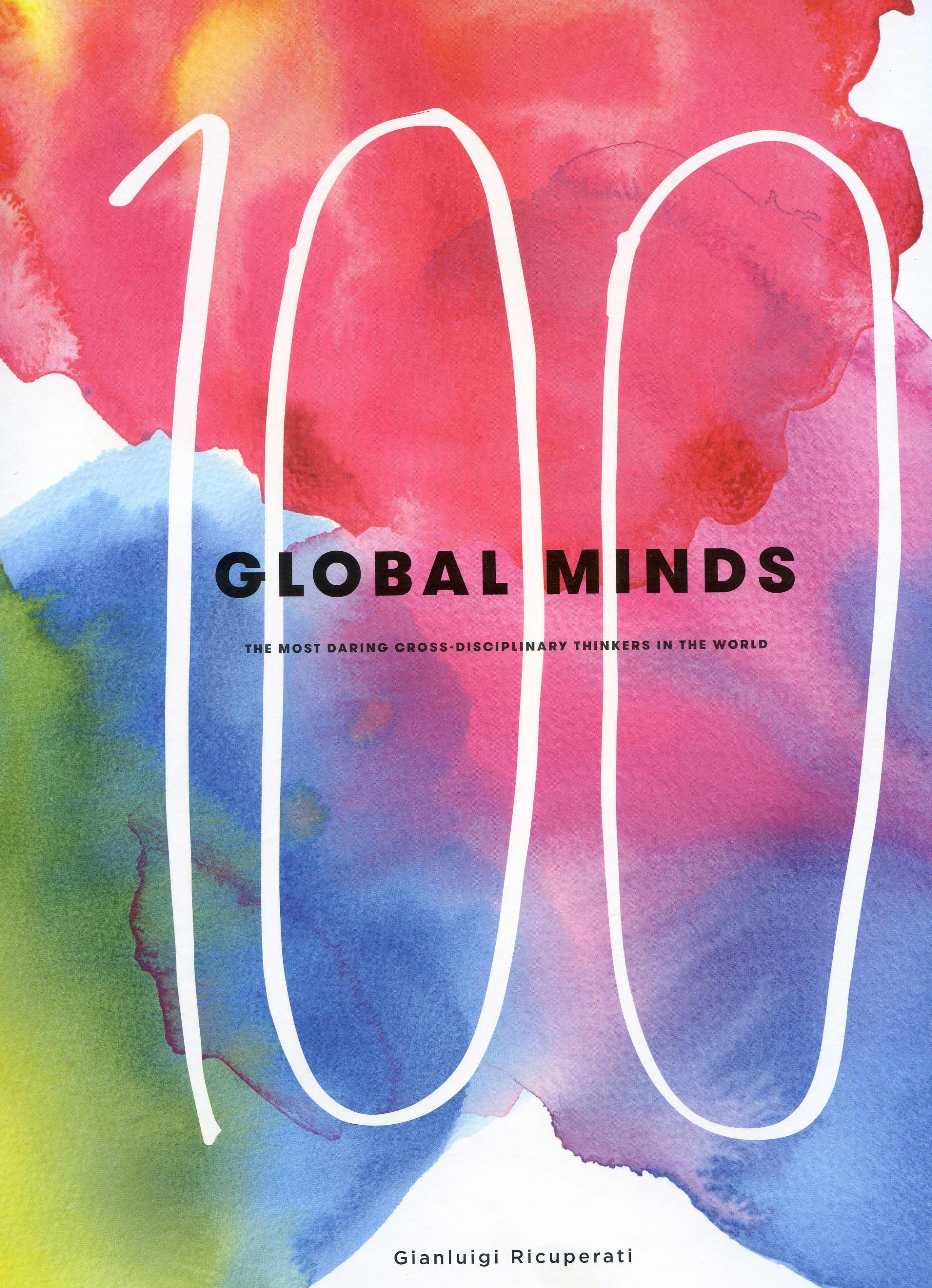 100 global minds - Julia Kristeva