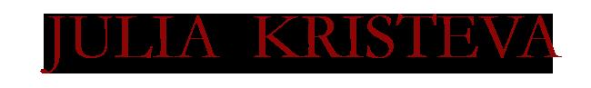 Julia Kristeva   site officiel